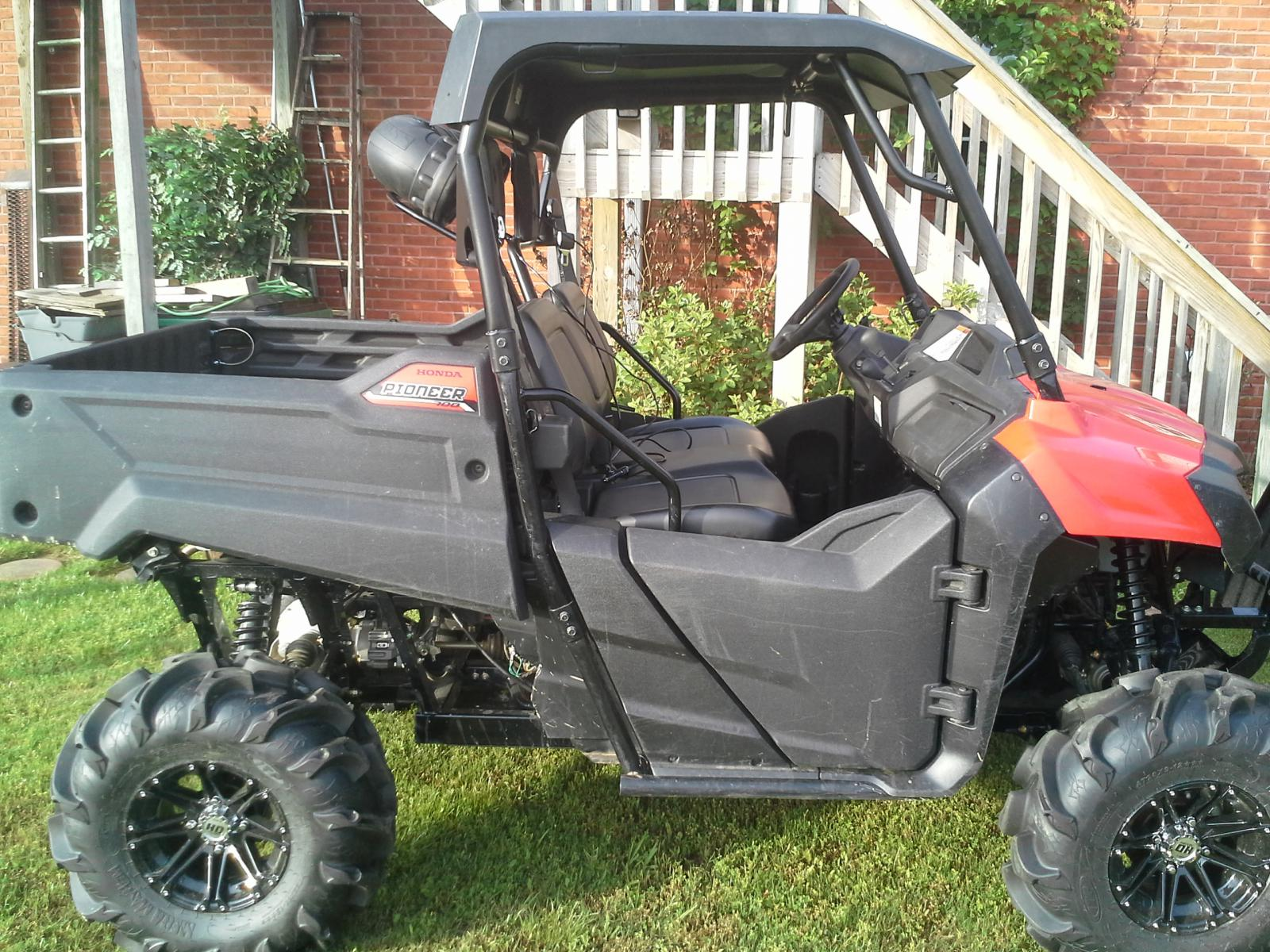 Honda Atv With Roll Cage Best Cage Design 2018