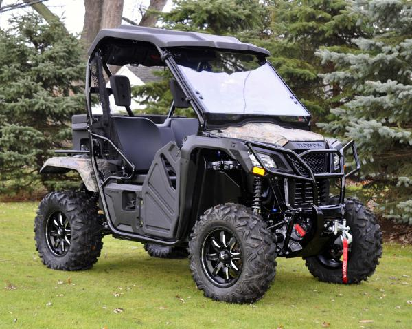 2015 Honda Pioneer 500 Wheel And Tire