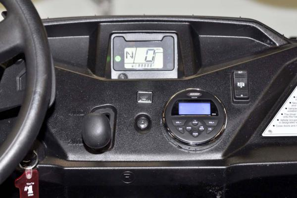 2015 Honda Pioneer 500 Lighting Stereo And Electrical