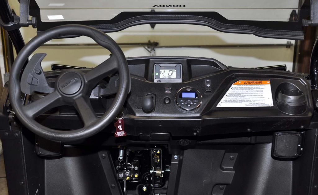 P 500 Jensen MS30 AM/FM Radio Install - Honda Pioneer Forum